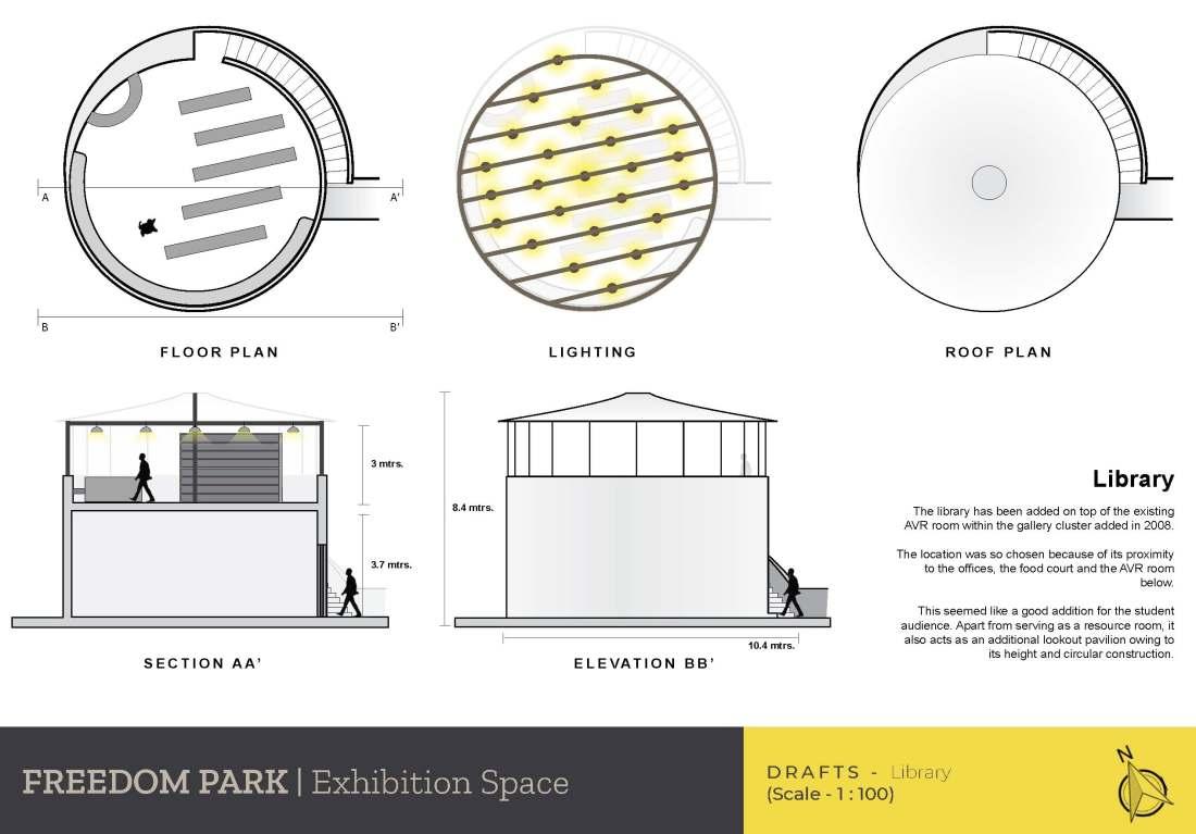 Freedom Park - Exhibiton Space - Final Presentation - Nitish Chopra_Page_8