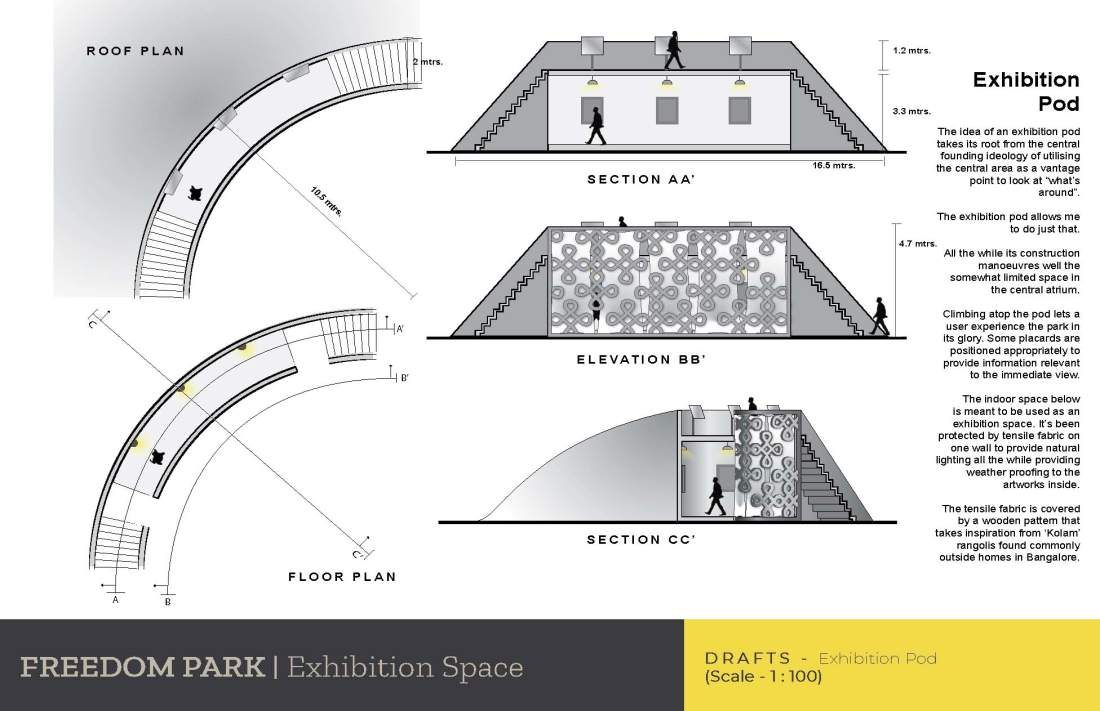 Freedom Park - Exhibiton Space - Final Presentation - Nitish Chopra_Page_9